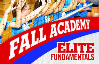 Volleyball Fall Academy ELITE Fundamentals
