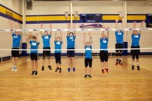 HITT Volleyball Camps