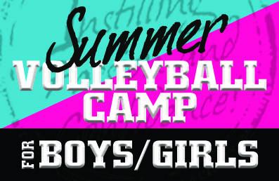 HITT Summer Volleyball Camps for Boys & Girls