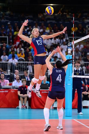 volleyball PSTE